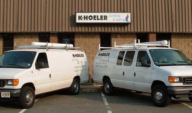 Why Choose K. Hoeler Plumbing and Heating Services in North Jersey and Boonton, NJ